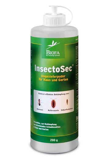 InsectoSec -Haus/Garten- 200 g Stäubeflasche