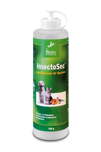 InsectoSec -Haustier- 100 g Stäubeflasche